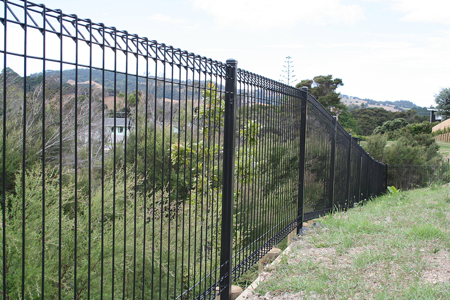 Security fences action fencing northland and