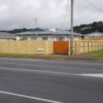 Kamo Road Garden Fence